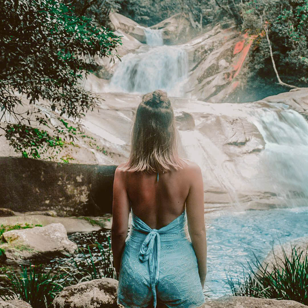 josephine falls wooroonooran safaris cairns tours