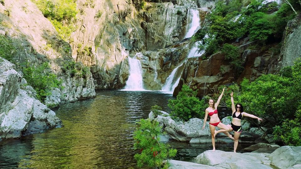 behana gorge waterfall wooroonooran national park
