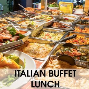 italian buffet lunch rosscoes