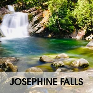 wooroonooran safaris tour josephine falls