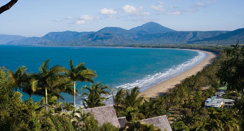 port douglas flagstaff hill lookout 4 mile beach